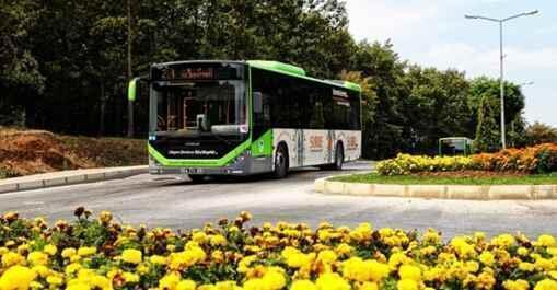 Otobüs saatleri yeniden düzenlendi