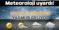Meteoroloji'den Sakarya İçin Yağışlı Hava Uyarısı..