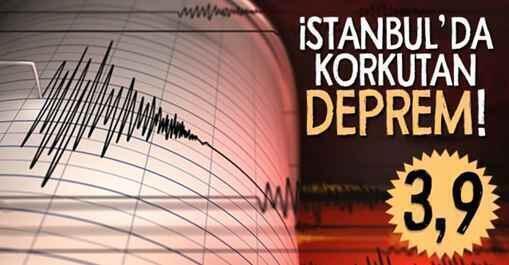 Marmara'da Deprem Kendini Hatırlattı…