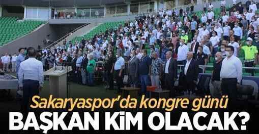 Sakaryaspor'da bugün kongre günü!