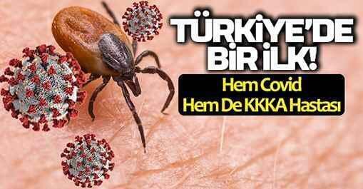 Türkiye'de Bir İlk: Hem Covid Hem De KKKA Hastası.