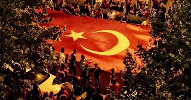 15 Temmuz Demokrasi ve Milli Birlik Günü Etkinlikleri.