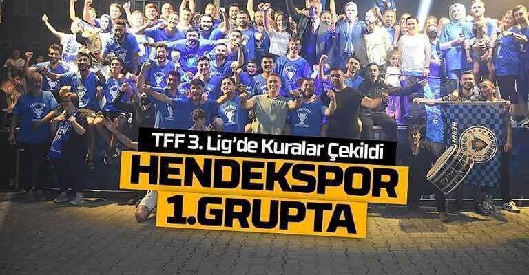 TFF 3. Lig'de Kuralar Çekildi..