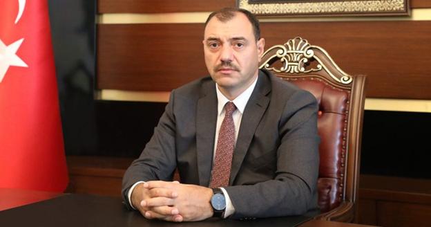 """Vali Kaldırım'dan""""15 Temmuz Demokrasi ve Milli Birlik Günü Mesajı"""""""