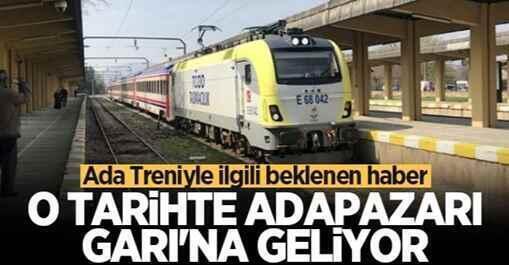 Ada Treniyle ilgili beklenen haber!