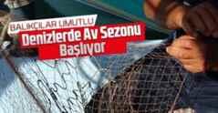 Denizlerde Av Sezonu 'Vira Bismillah' diyerek Başlıyor.