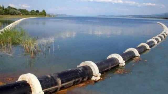 Sapanca Gölü'nde su sıkıntısı yok.