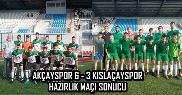 Kışlaçayspor ikinci maçında da mağlup!