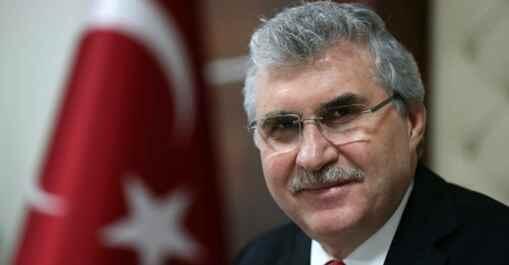 Başkan Ekrem Yüce'den 'Gaziler Günü' mesajı..