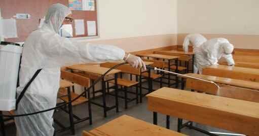 Okullarda karantina sayıları artıyor.