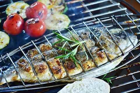Ustasından balık pişirmenin tüyoları..