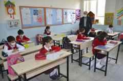23 bin 500 öğrenci bugün okula başladı.
