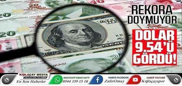 Dolar, euro ve sterlin kaç TL?