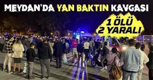 Demokrasi Meydanı'nda kan aktı!