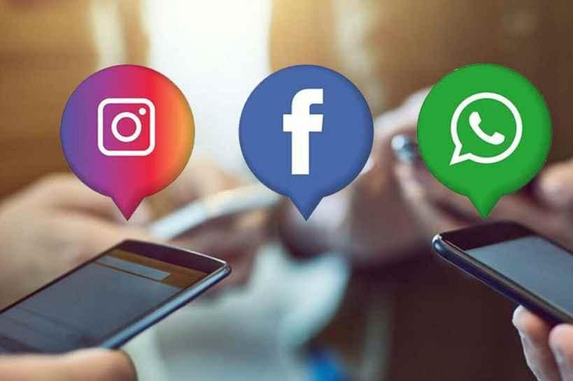 Facebook, WhatsApp ve Instagram 6 saat sonra erişime açıldı.