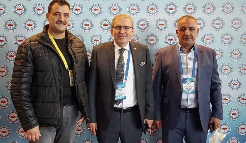 Yaşar Zımba yeniden TASKK Yönetiminde.